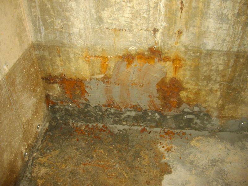 Injec o de resina de poliuretano para impermeabiliza o - Resina para paredes ...