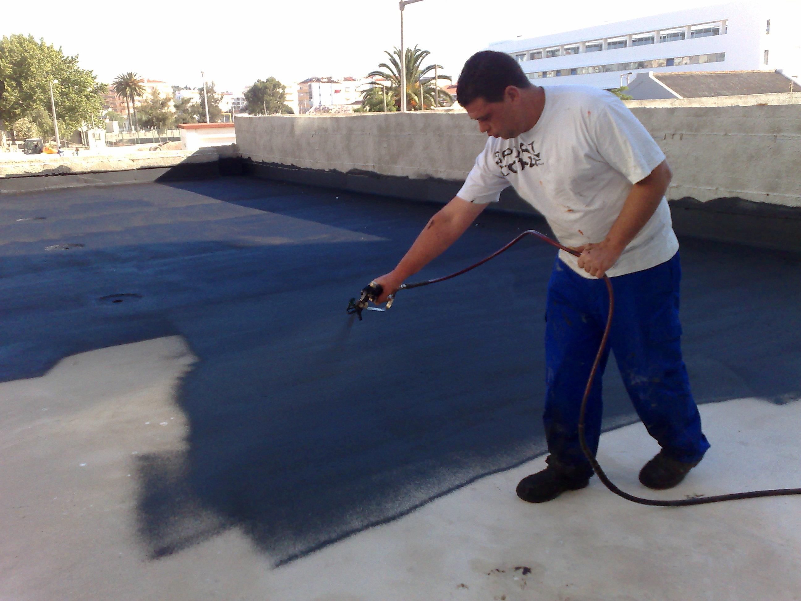 Impermeabiliza o e inje o proiber - Impermeabilizante para paredes ...